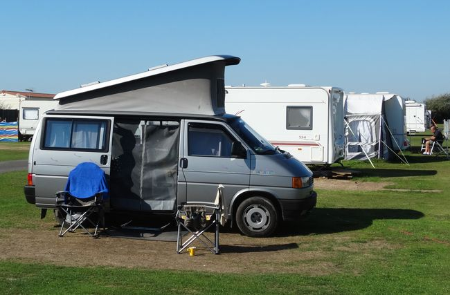 Camping in East Wittering